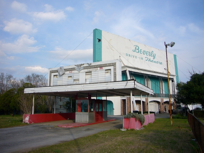 Beverly Drive-In Theater