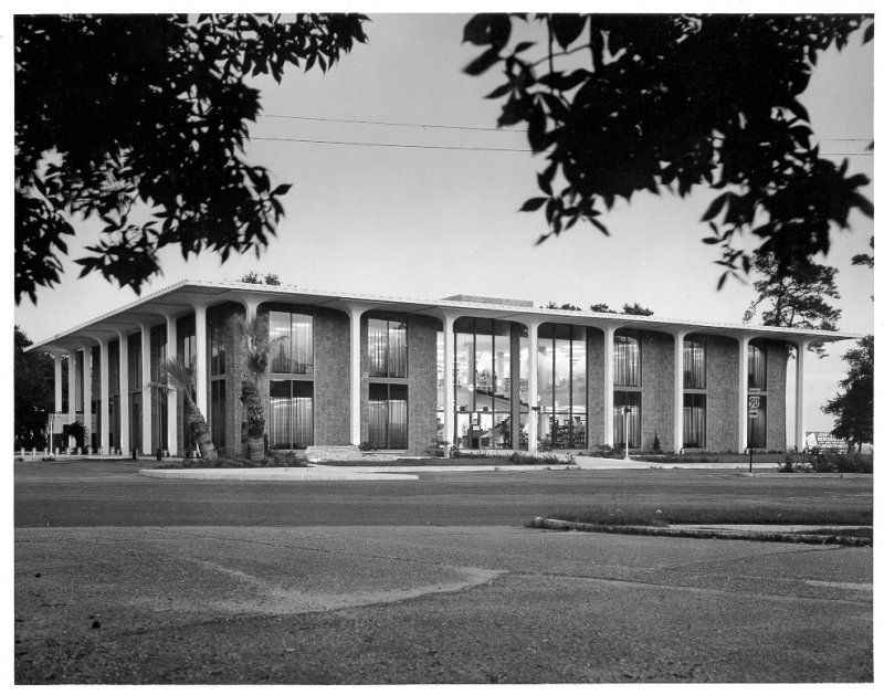 Gulfport Library Preservation In Mississippi