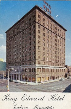 The King Edward Hotel, once on the brink of oblivion, now beautifully restored thanks in part to historic tax credits. Courtesy of Tom Barnes.