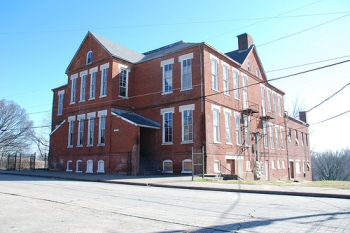 Speed Street School, Vicksburg