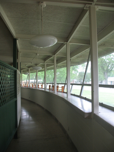 Young-Mauldin Cafeteria, Delta State University