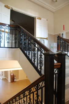 Bondurant stairs