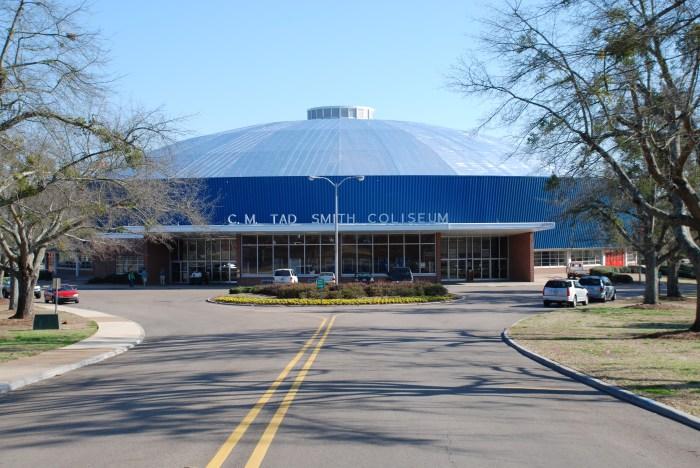 Smith Coliseum