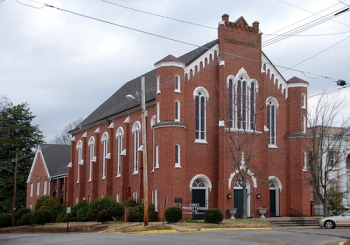 First Presbyterian Church (1860-1869), Holly Springs