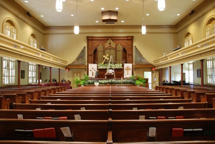 First Methodist Church, Columbus (1860-1867)