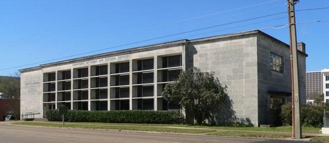 Jackson Municipal Library (1954)
