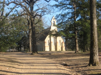 Chapel of the Cross by joseph a