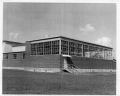 The natatorium when it was new and shiny