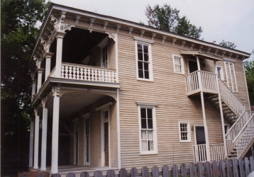 Finlay House, built c.1872, destroyed July 13, 2009