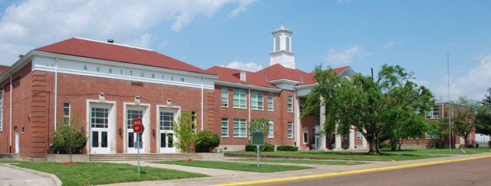 Franklin Academy Elementary School, Columbus, MS (CHPG grant 2001, 2003)