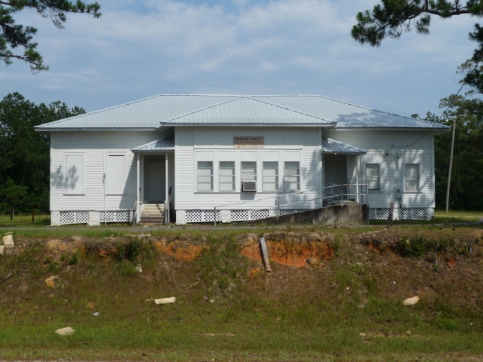 Bexley School, George County, Mississippi