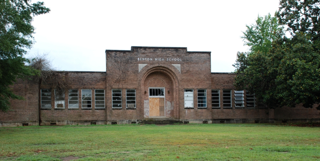 Abandoned mississippi yazoo county agricultural high for Home builders ms