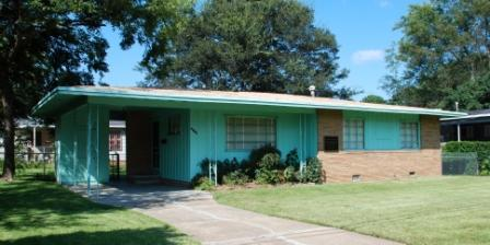 Medgar Evers House (1956), Jackson