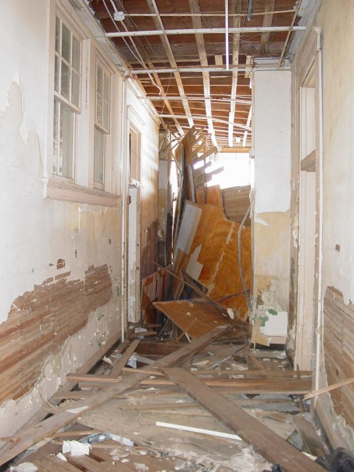 East Ward School, 1st floor
