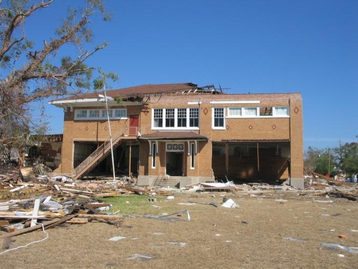 East Ward School, Sept 2005