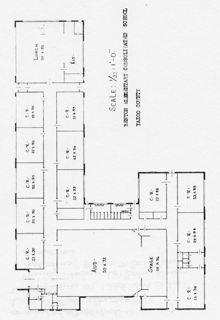 lost mississippi: benton elementary school – preservation in