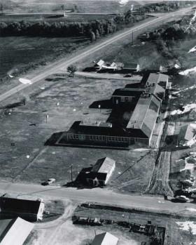 Drew Rosenwald School, Sunflower County, built 1929-c.1950