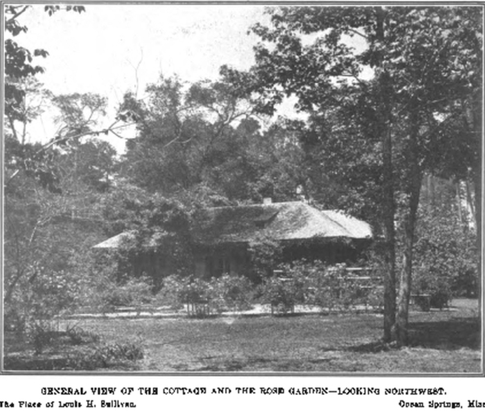 Photo June 1905, as it appeared in The Architectural Record