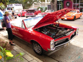 GTO-the classic muscle car