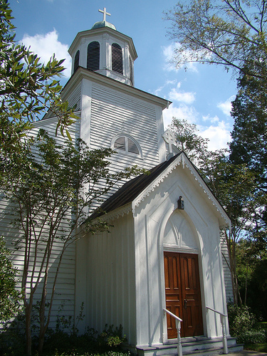 St. Paul's Episcopal Church  1823-4