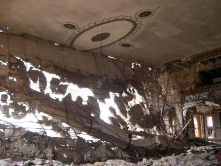 Tivoli Ballroom After Katrina