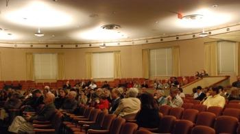 SESAH Keynote audience