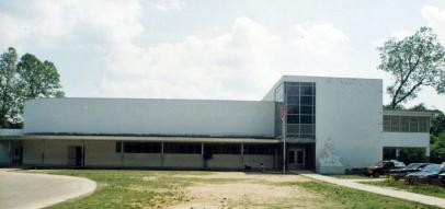 Bowmar Avenue Elementary School, Vicksburg (1939, Overstreet & Town, archts.)