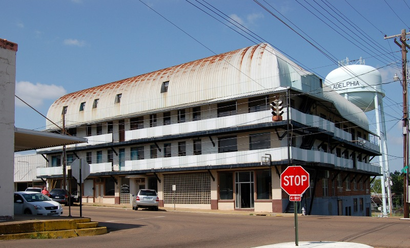 the old benwalt hotel blows its top preservation in. Black Bedroom Furniture Sets. Home Design Ideas