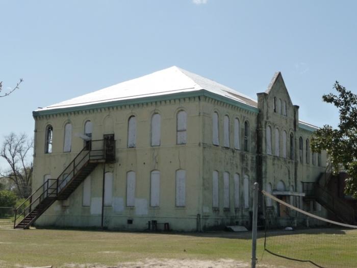 Eaton School, March 2010