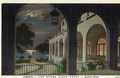 Paved Not Saved Biloxi S Buena Vista Hotel Preservation In