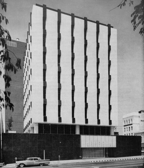 Mississippi Architect: First Federal Savings & Loan