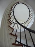 Auburn, circular stair