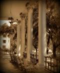 The Loggia, ca. 1927, The White House Hotel, Biloxi