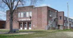Runnelstown Gymnasium (1940) [designated Mississippi Landmark]
