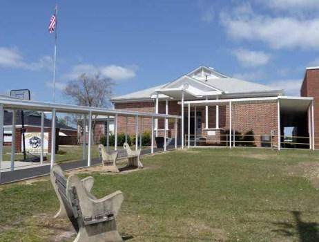 Runnelstown School classroom building (1929) [T.D. Mixon, archt.]