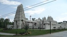 Hindu Temple. Rankin County