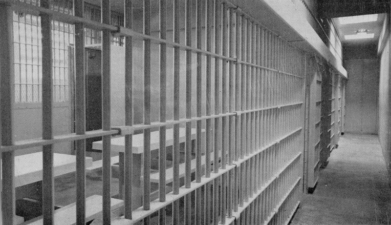 Miss  Architect, May 1963: Lafayette County Jail – Preservation in