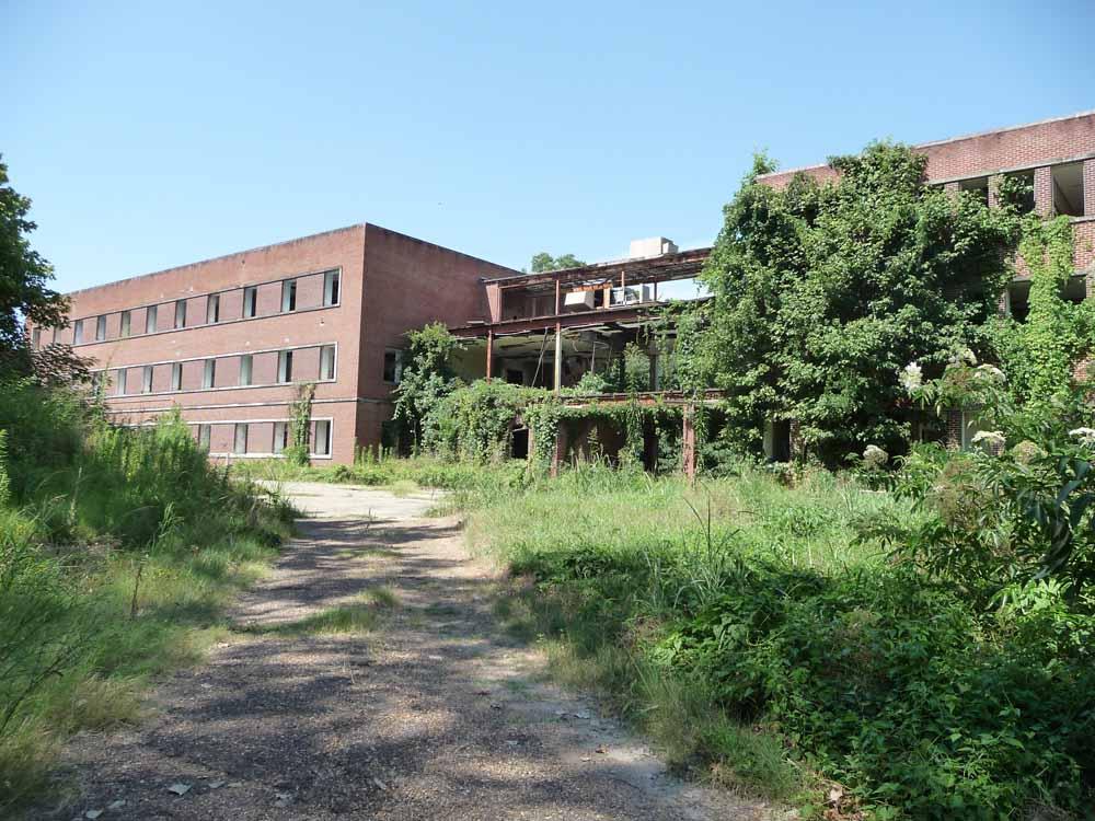 Abandoned Mississippi Kuhn Memorial State Hospital Vicksburg Preservation In Mississippi