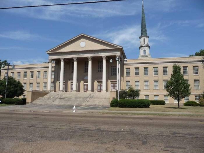 Calvary Baptist Church, Jackson (1929)