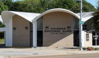 Citizens National Bank, 22nd Ave., Meridian