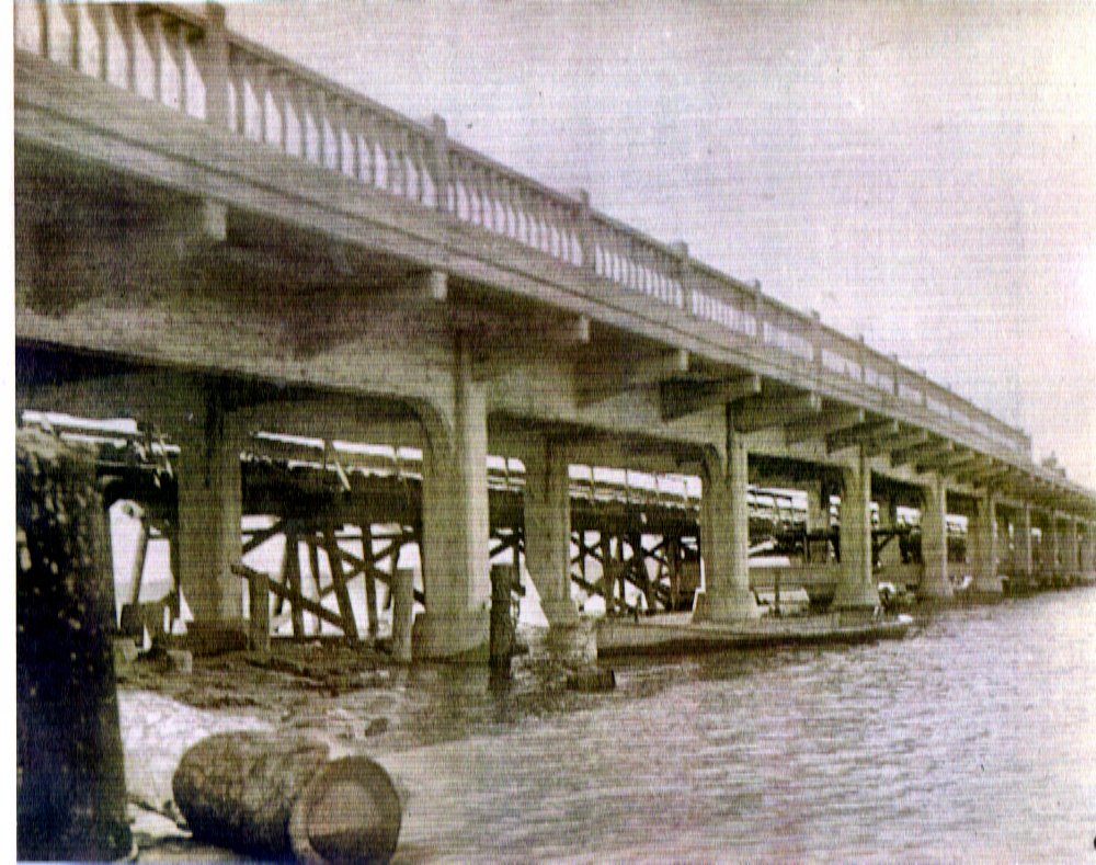 Caillavet Street Bridge 1926 2011 Preservation In