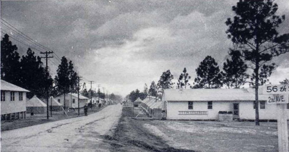 Honoring Veterans: Camp Shelby in WWII – Preservation in ...