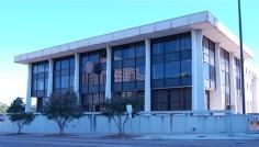 """Carroll Gartin Justice Building, """"Sr."""" (1973-2009)"""