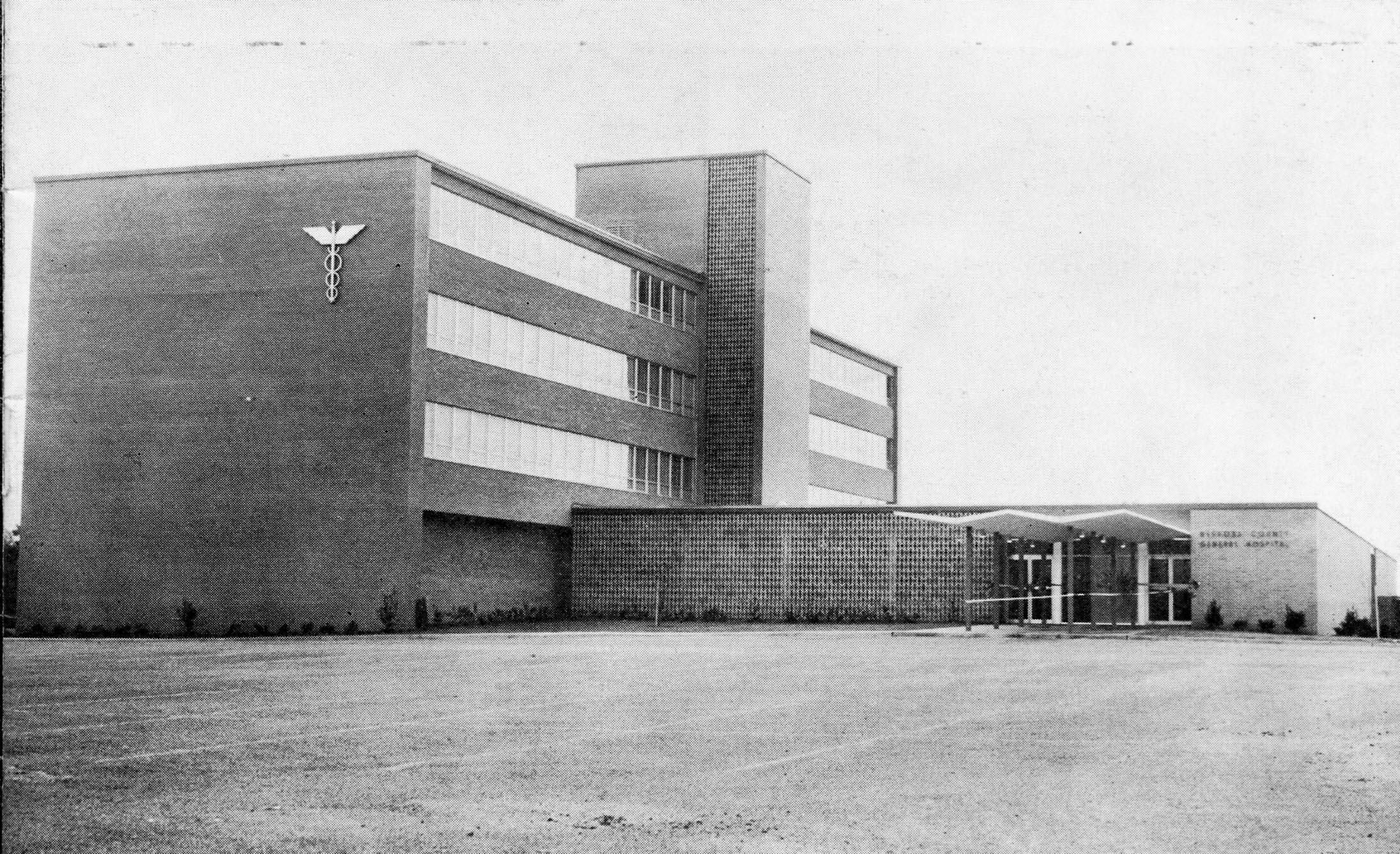 Mississippi Architect, December 1963: Neshoba General Hospital ...