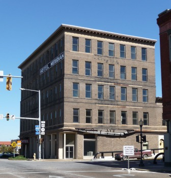 Meridian Hotel (c.1910-2011): A victim of vapid stupidity
