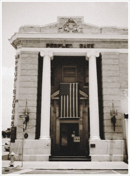 The Peoples Bank of Biloxi, Biloxi Miss.  Built 1913-1914