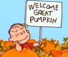 Great Pumpkin Charlie Brown Clip Art