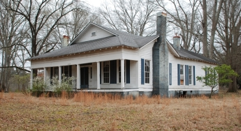 Cates-Gaither House, Fulton (1859, 1950 alterations). Designated July 2011.