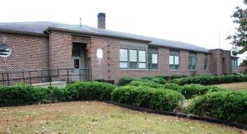 Guntown School, Guntown (1937, Overstreet & Town, architects). Designated July 2011.
