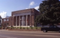 Neshoba County Courthouse (1928, R.L. Stringer, archt.). Photo by Jennifer Baughn, MDAH, 2004. Retrieved from Historic Resources Database 1-15-2011.  https://www.apps.mdah.ms.gov/